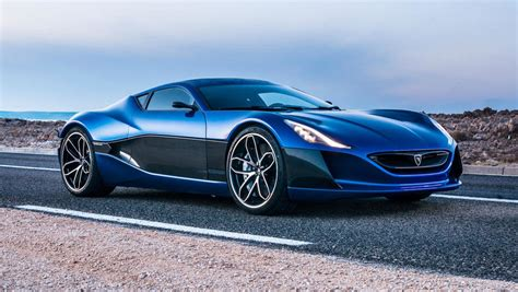 tesla supercar concept rimac will show tesla roadster rivaling electric supercar