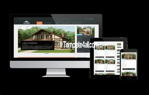 November Real Estate Free Joomla Template Download Real Estate Joomla Template Free