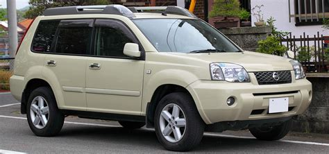 Cover Spion Nisan Xtrail T30 File Nissan X Trail T30 001 Jpg Wikimedia Commons
