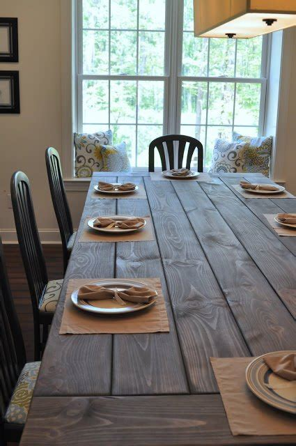 farmhouse table remix how to build a farmhouse table 5 diy farmhouse table projects bob vila