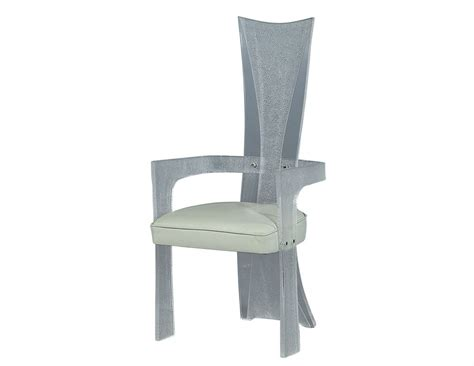 lucite armchair high back frosted lucite armchair carrocel fine furniture