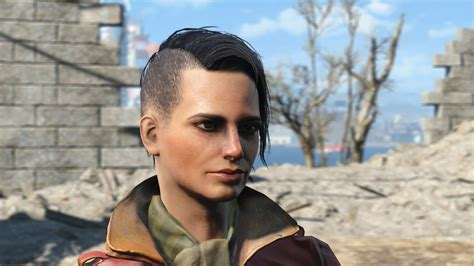 fallout haircut companion hairstyle selection fallout 4 mod download