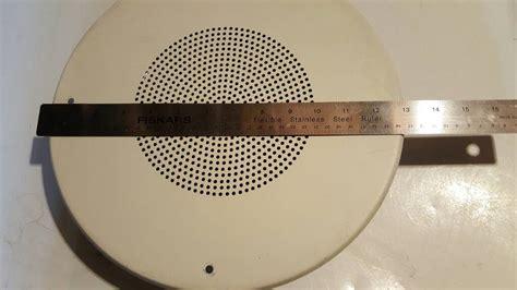 classic altec lansing ceiling speakers car audio