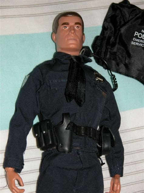 jointed dolls new york nypd limited figure jointed 12 quot new york city