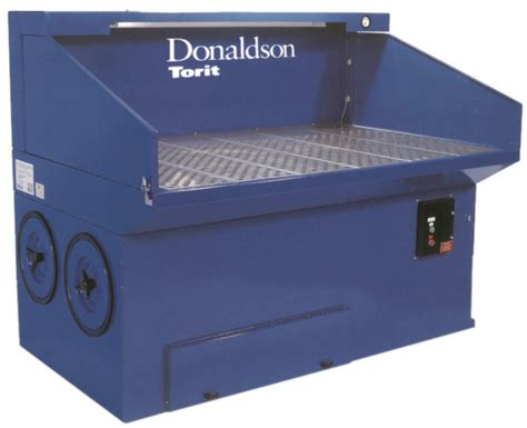 downdraft benches donaldson torit downdraft bench dust collectors