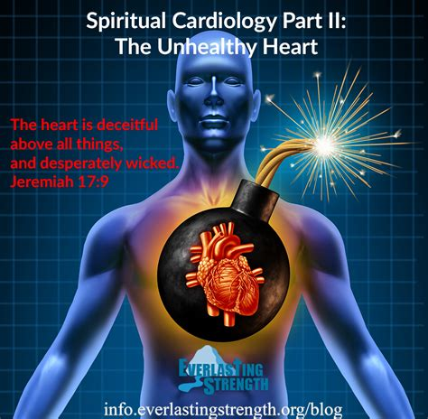 spiritual heart series part ii  unhealthy heart