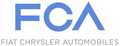 Fiat Chrysler Logo The Motoring World January Usa Sales Fca Every