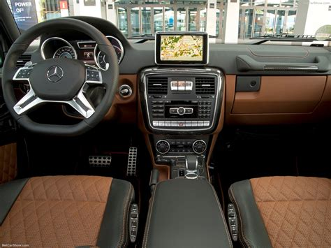 mercedes g class interior 2016 mercedes g class 2016 picture 41 of 68
