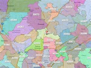 atlanta zip codes map atlanta zip code boundaries quotes
