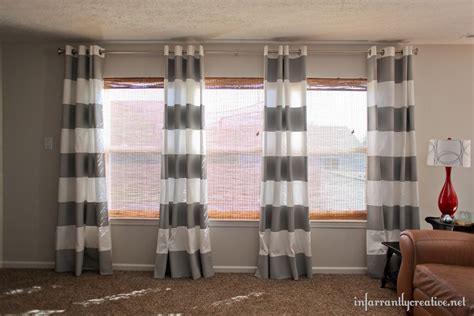 painting on curtains how to paint curtains infarrantly creative