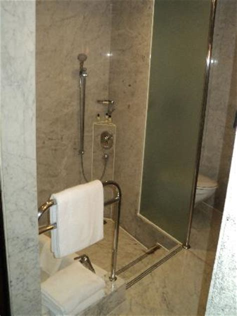 shower area great hotel poor location hyatt regency mumbai pictures