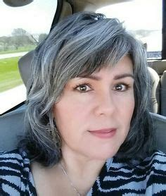 how to update gray hair with color for women over 70 1000 images about love gray hair on pinterest gray hair