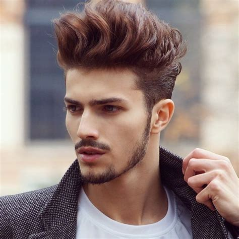 Mens Thick Hairstyles by 1000 Ideas About Classic Mens Hairstyles On