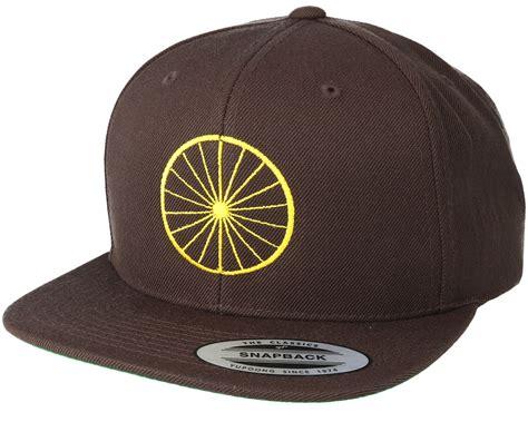 Rip Curl Colorado Ls37 Brown Yellow wheel brown yellow snapback bike souls start hatstore co uk