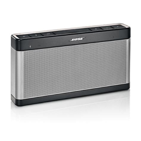 Bose Soundlink Bluetooth Speaker bose soundlink bluetooth speaker iii review audio speaker guide