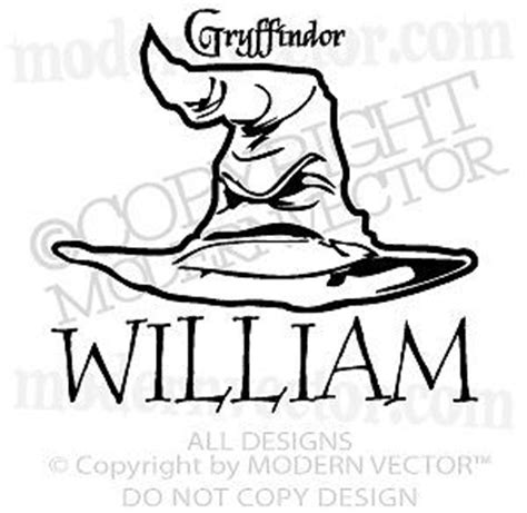 harry potter sorting hat coloring page 17 best images about new tattoo sleeve inspiration on