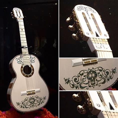 coco guitar disney s coco ernesto de la cruz s guitar coco