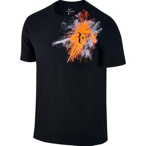 Tshirt Roger Federer tennis t shirt nike court roger federer graphic 831482
