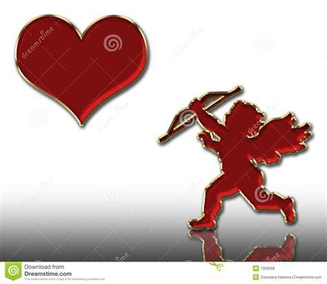 cupid valentines valentines cupid royalty free stock photos image 7358558