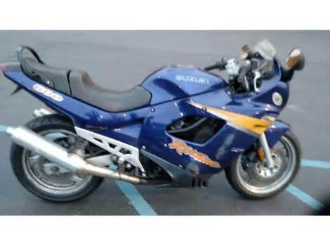 1997 Suzuki Katana 600 1997 Katana Motorcycles For Sale