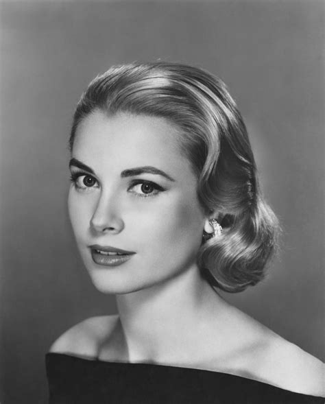 best female haircuts for a widow s peak let s take a second to revisit grace kelly s breathtaking