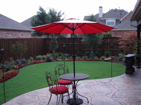 backyard creations landscaping portfolio plano frisco