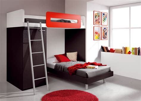 bed for teenager 40 cool kids and teen room design ideas from asdara digsdigs