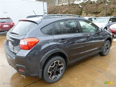 grey subaru crosstrek 2017 colors for 2015 subaru crosstrek autos post