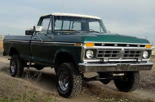 1977 ford f150 ranger 4x4 survivor must see last