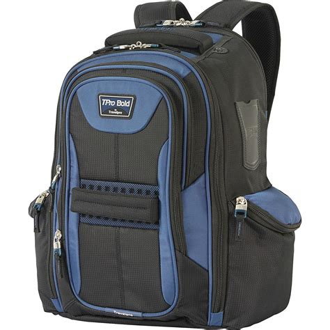 8 Bold Bags by Travelpro T Pro Bold 2 0 Computer Backpack Luggage Pros