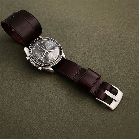 Handmade Leather Nato - 17 best images about wrist luxury on omega