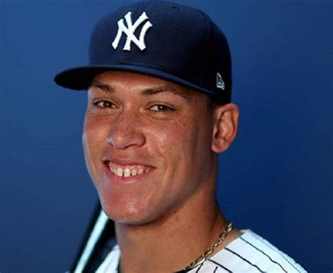 aaron judge height weight age girlfriends family