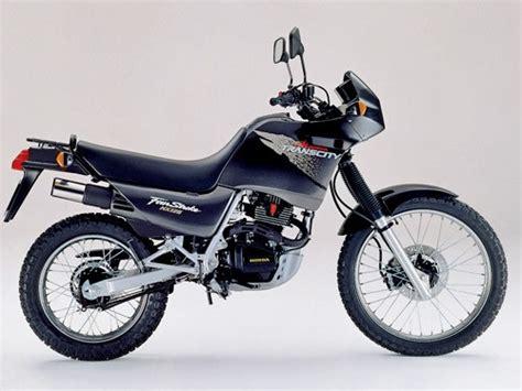 Zero Motorrad 125 by 2000 Honda Nx 125 Trans City Motorr 228 Der Technische Daten