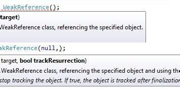 visitor pattern c generics strong vs weak references a developer journey who codes