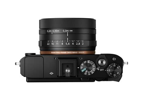 Kamera Sony Rx1r Ii sony rx1r ii is a palm sized 42 4 megapixel