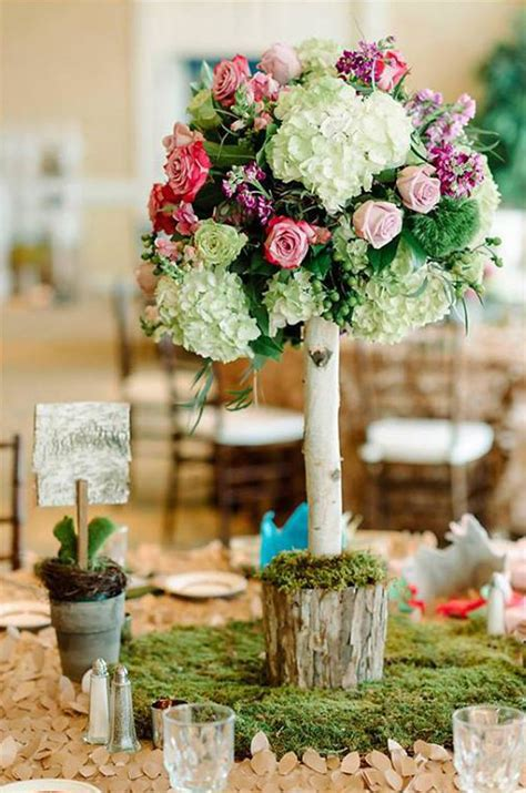 enchanted forest table centerpieces kara s ideas enchanted woodland forest birthday