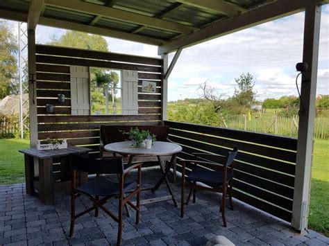 terrasse genehmigungspflichtig windschutz terrasse holz 100 images windschutz
