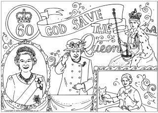 coloring pages royal family the british royal family theme for kids