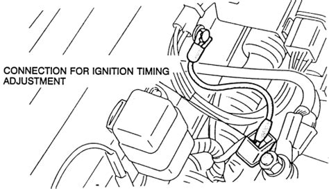 repair guides routine maintenance ignition timing autozonecom