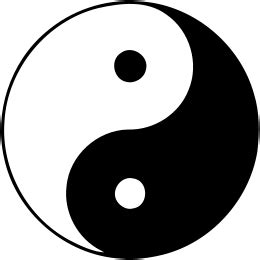 what does the yin yang symbolize yin and yang