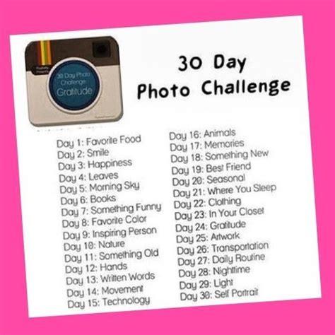 instagram monthly challenge another instagram challenge photo challenges