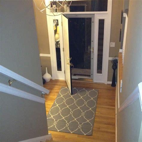 entryway rug ideas new rug in entryway hallway pinterest