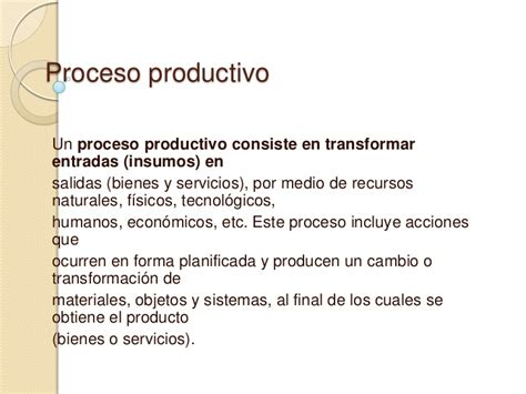 que es layout productivo proceso productivo