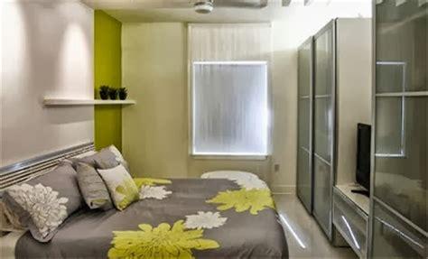 desain kamar nuansa hijau inspirasi desain interior kamar tidur modern dengan nuansa