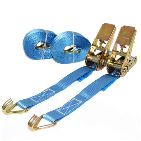 ratchet straps ratchet 5m x 25mm 800kg blue or black ratchet straps fittings ratchets