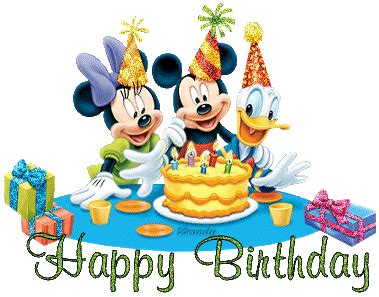 Mickey Mouse Happy Birthday Wishes 13 Fun Birthday Greetings To Post On Your Friends
