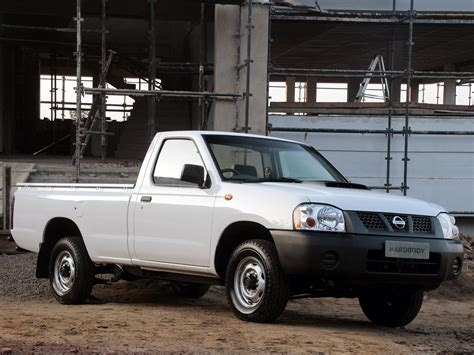 nissan pickup nissan np300 pickup single cab specs 2008 2009 2010