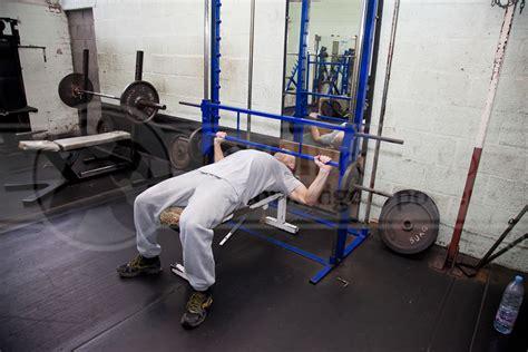 smith machine flat bench press wide grip
