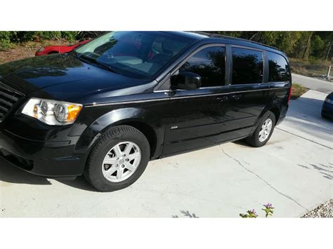 2008 Chrysler Town And Country For Sale by 2008 Chrysler Town Country By Owner In Lehigh Acres Fl