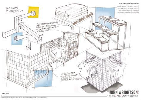 dress design equipment clothing store equipment by john wrightson at coroflot com